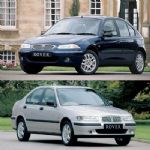 Rover 200 and 400 (XW)